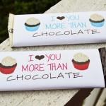 6 Ideias para o Dia dos Namorados com chocolates (ou Páscoa)