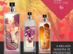 Perfume customizado para o Dia dos Namorados