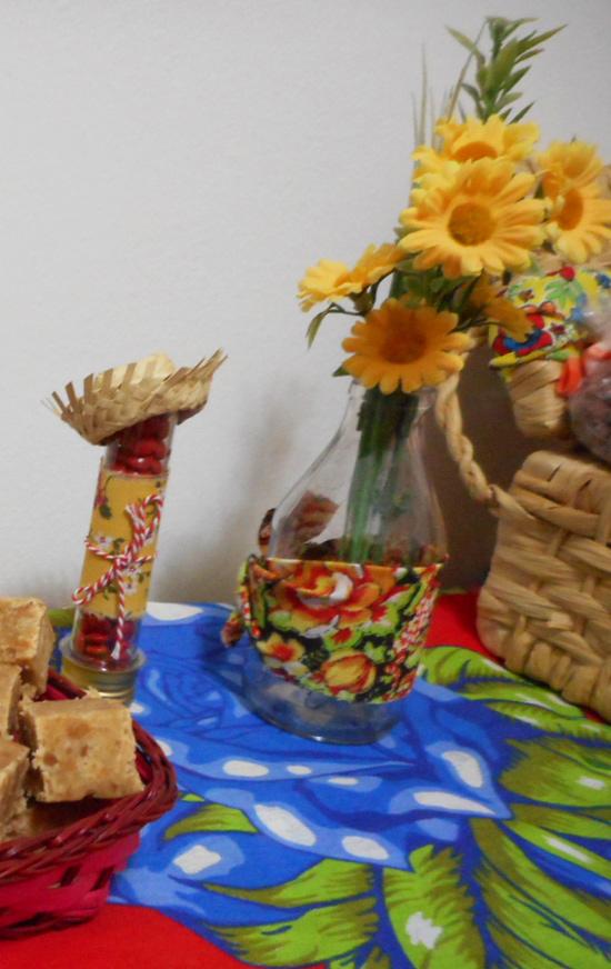 Ideias de decoração da minha festinha caipira