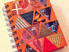 Como customizar caderno