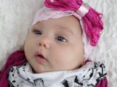 Como fazer tiara para bebê