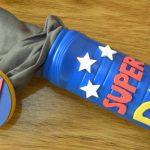 Customizando embalagem para o dia dos pais
