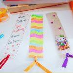Como fazer marcadores de livros
