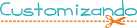 Customizando – Blog de customização de roupas, moda, decoração e artesanato