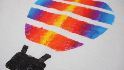 como customizar camiseta com pintura fácil
