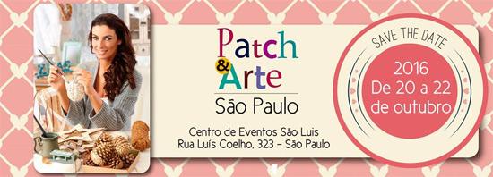 Feira Patch & Arte São Paulo