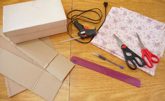 Como fazer organizador de cintos