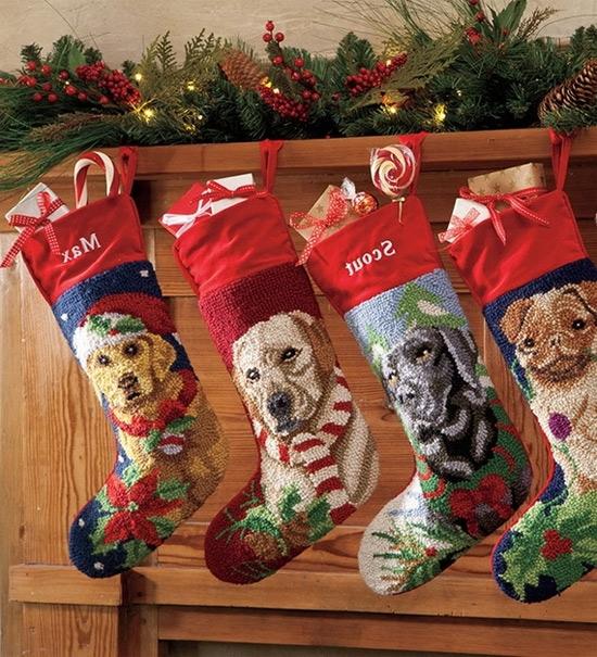 Ideias decoração de natal com meias diferentes, criativas e originais