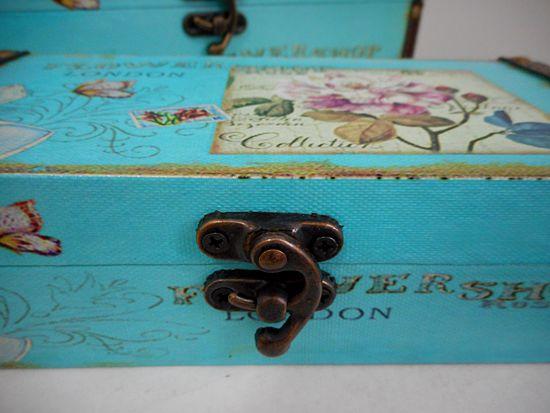 Caixas decorativas da Wish House - para decorar e organizar a casa