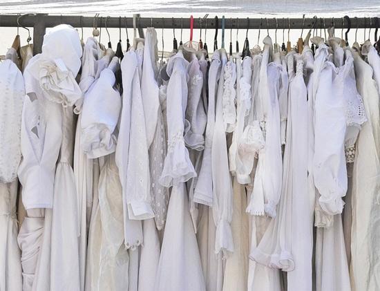 Como cuidar das roupas brancas