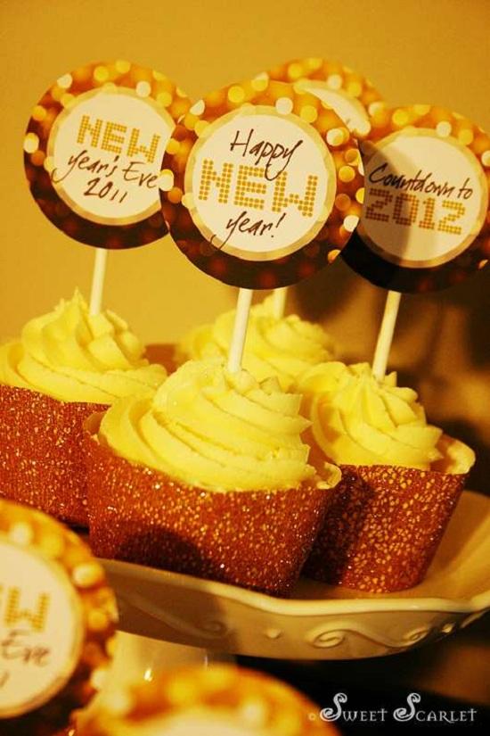 Ideias de Decoração de Festa de Ano Novo