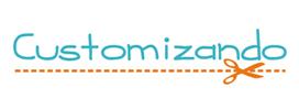 Blog Customizando - Customização de roupas, decoração e artesanato