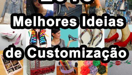 Melhores ideias de customização