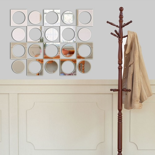 Decoração com adesivos decorativos para a parede