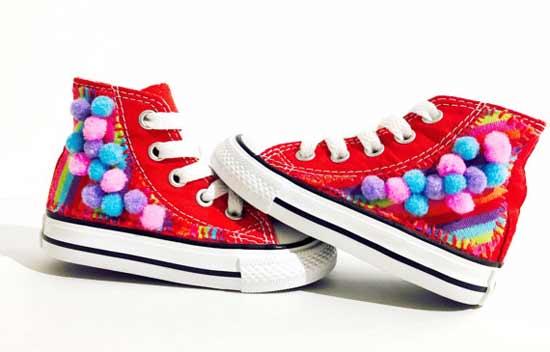 Inspiração: pompons na moda