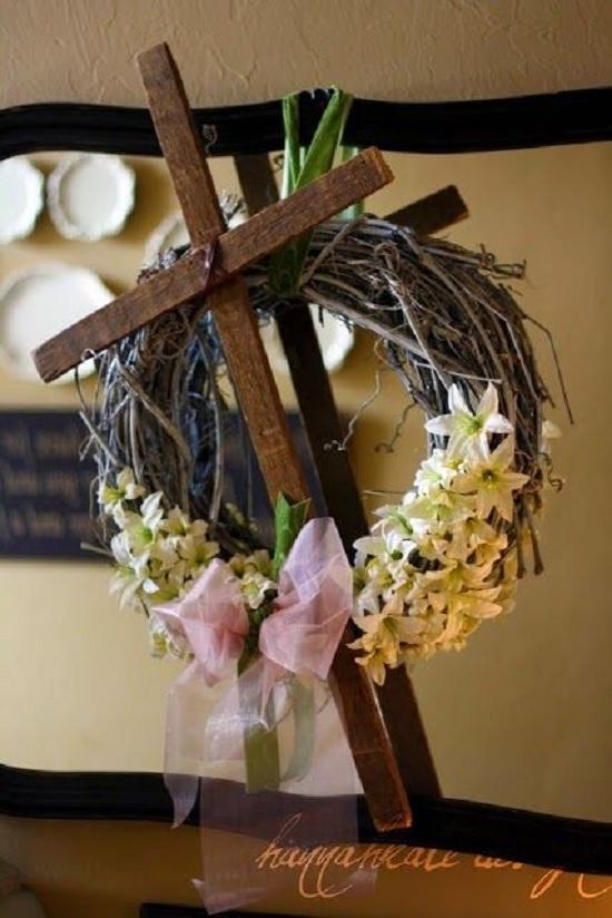 Ideias de Decoração de Páscoa Cristã