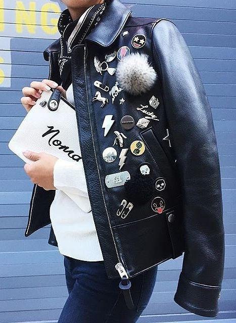 Jaquetas de couro customizadas