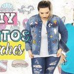 Como aplicar patches em roupas, transformando camisa jeans em jaqueta e mais