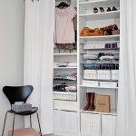 Customização de guarda-roupa