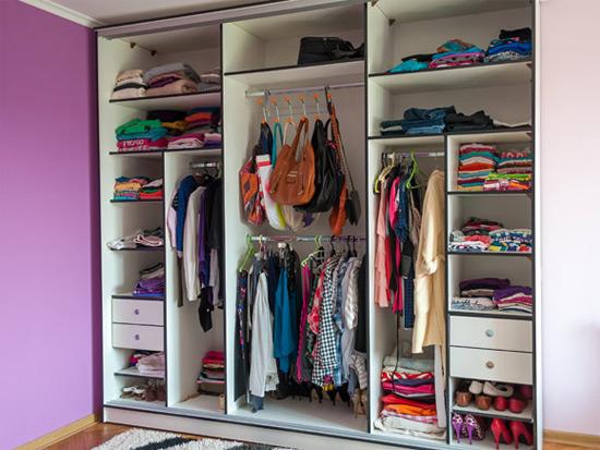 customização de guarda-roupa - retirar as portas