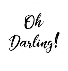 Frases para imprimir inspiradas no Tumblr e Pinterest para fazer quadro - Oh Darling!