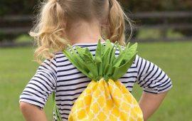 Inspiração: abacaxi