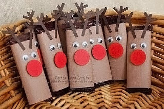Ideias de lembrancinhas para o Natal