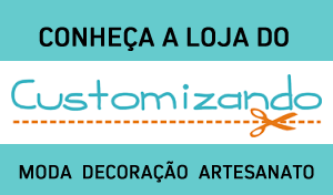 Loja do blog Customizando