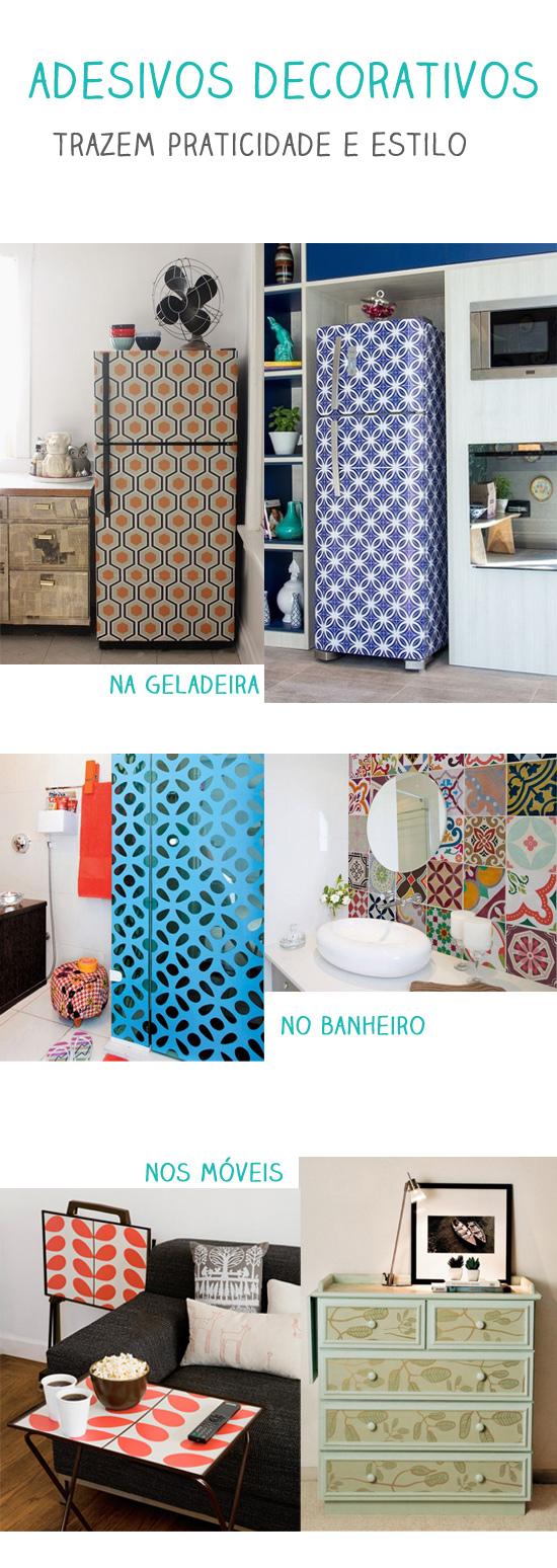 adesivos decorativos para decoração barata