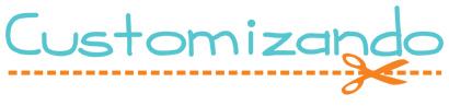 CUSTOMIZANDO.NET – Blog de customização de roupas, moda, decoração e artesanato por Mariely Del Rey
