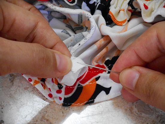Como cortar um vestido para transformar em saia passo a passo