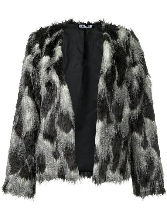 tendência inverno 2018 - casaco de pelos