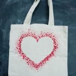 Bolsa personalizada para o Dia das Mães