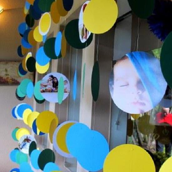 decorar a casa para a Copa do Mundo