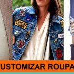 Dicas para customizar roupas