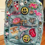 Ideias de mochilas customizadas do Instagram