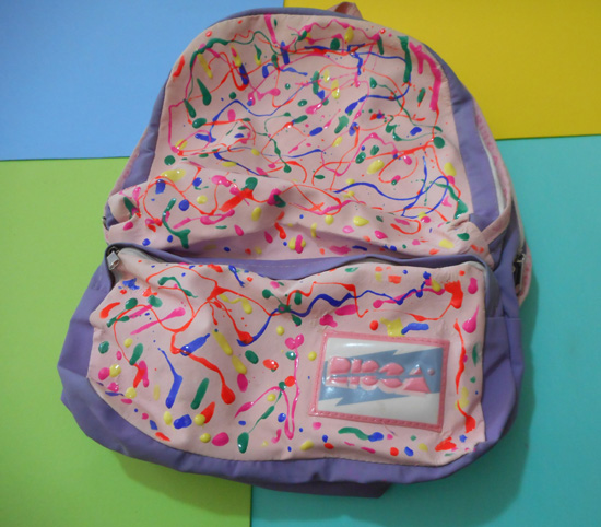 3 customizações de mochilas passo a passo - volta às aulas customizar mochila