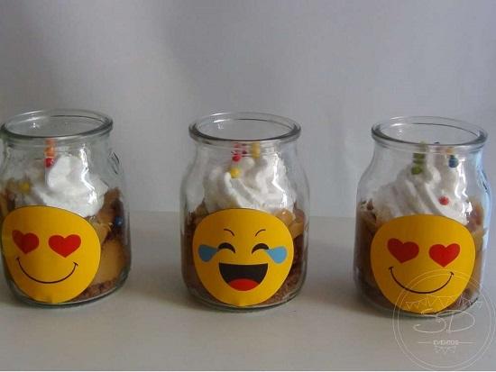 Decoração Festa dos Emojis