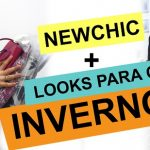 Recebidos da Newchic + ideias de looks de inverno