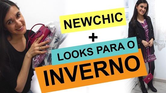 recebidos Newchic + dicas de looks para o inverno