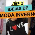 Vídeo: 5 ideias de customização moda inverno