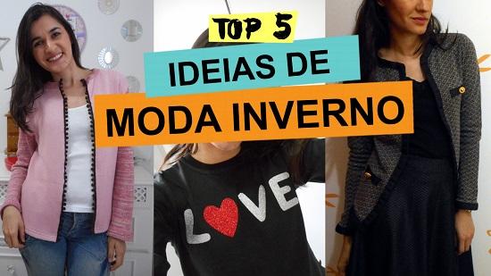 5 ideias de customização moda inverno