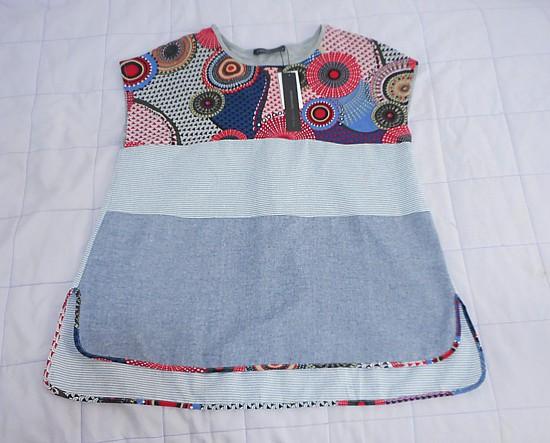 Moda Newchic - blusa túnica estilo chinês