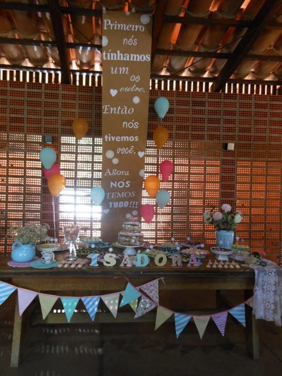 dicas de decoração de festa