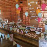 Ideias de decoração de festa