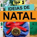 5 ideias de Natal para decorar a casa