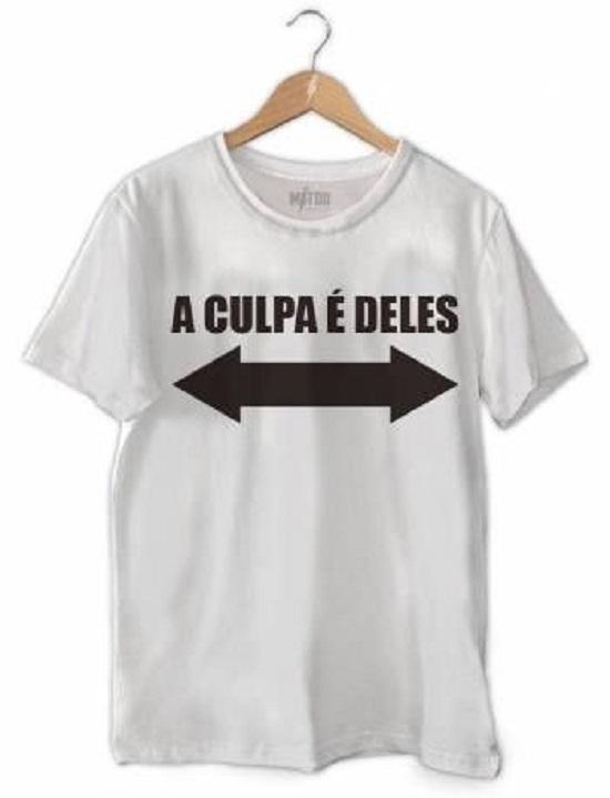 Camisetas divertidas com frases