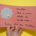 Como fazer cartão para o Dia da Mulher