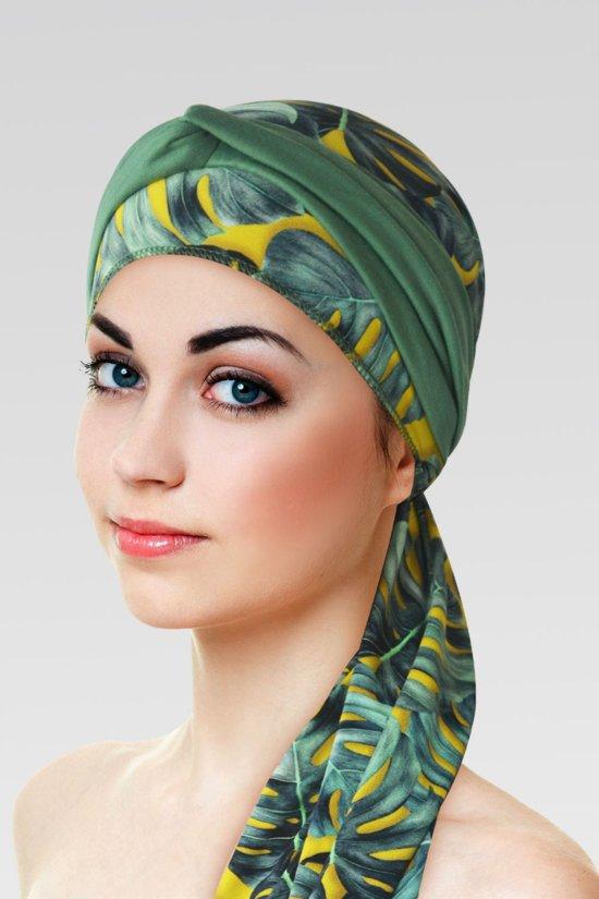 Como combinar roupas com o turbante durante a quimioterapia