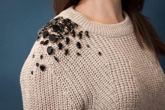 Como customizar roupas de frio